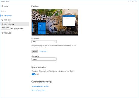 Desktop capture of application #1