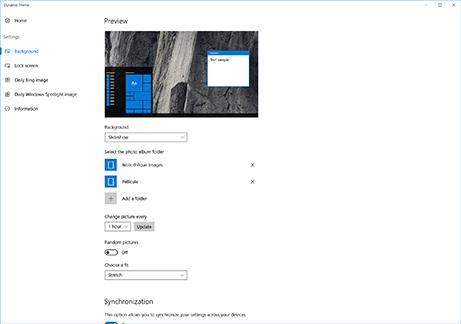 Desktop capture of application #2