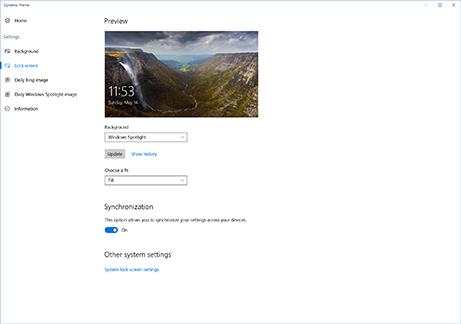 Desktop capture of application #3