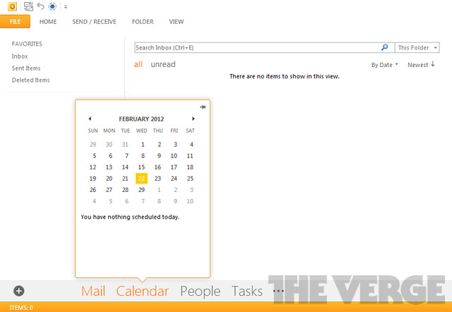 office-15-technical-preview-outlook-main-metro-menu