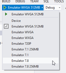 windows-phone-7.8-sdk-emulators