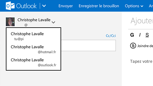 outlook.com-alias-redaction-message-selection