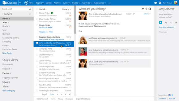 outlook.com-homepage