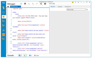 windows-8.1-blue-9385-ie11-f12-developer-tools-debugger