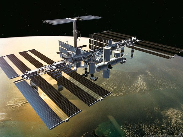 station-spatiale-internationale