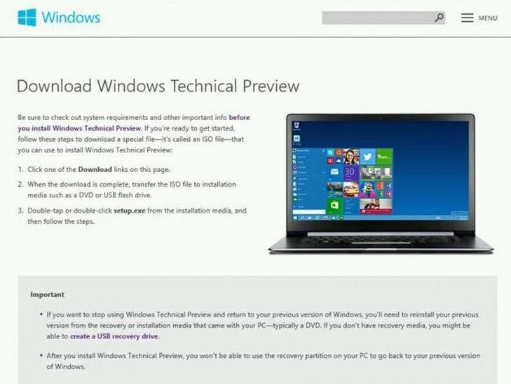 windows-technical-preview-threshold-restauration