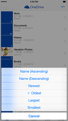 onedrive-ios-8-new-filter