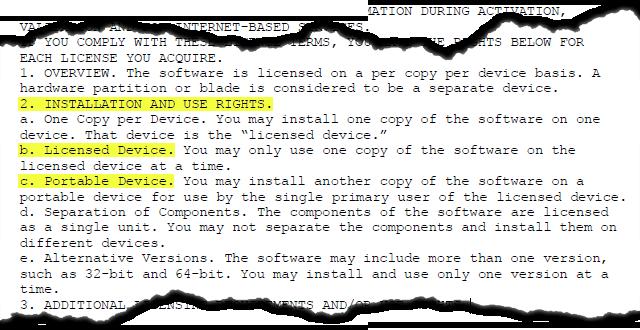 La licence d 39 office 2010 autorise l 39 installation sur un pc - Transferer office 2010 sur un autre pc ...