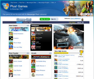 Plus-Games-Screenshot