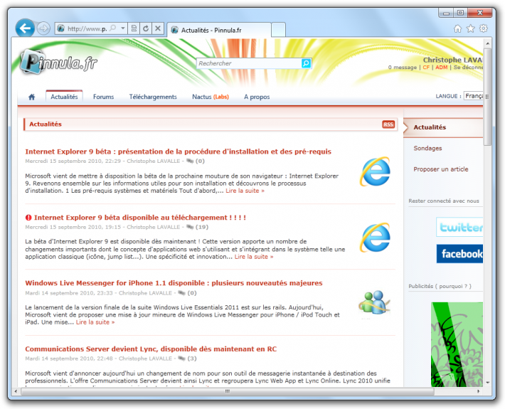 ie9-beta-pinnula-website