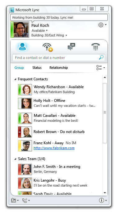 lync-2010-rc-contacts-list
