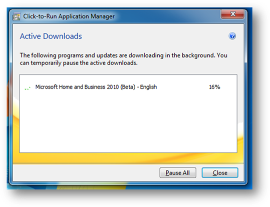 office-2010-beta-click-to-run-application-manager