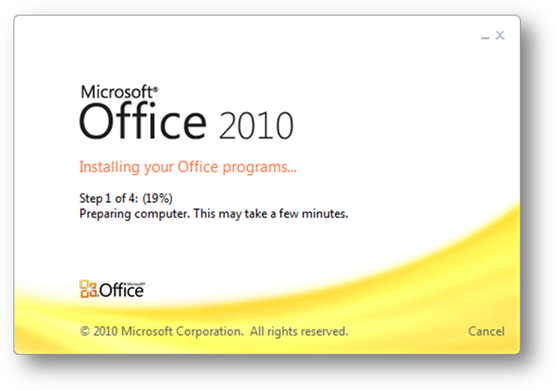 office-2010-beta-click-to-run-lauch-app