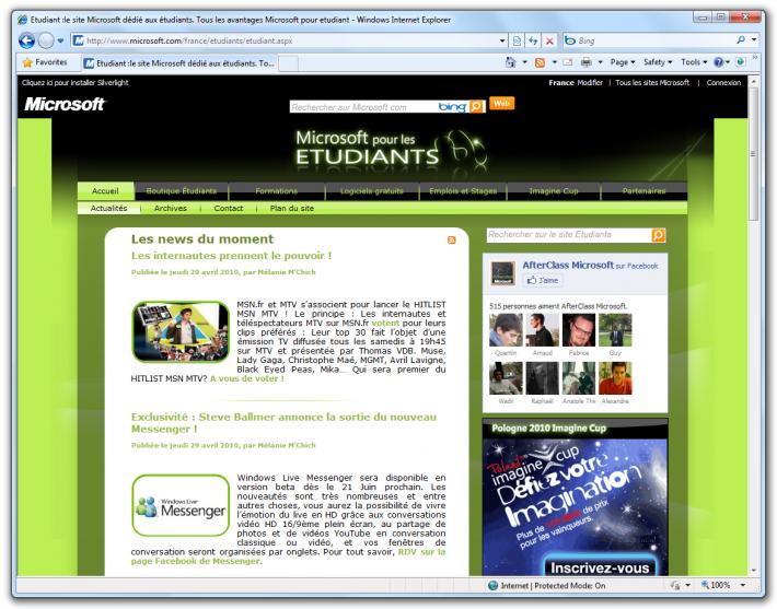 site-etudiant-wlive-wave4-date-sortie-beta