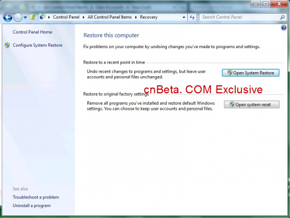 windows-8-system-restore-config-panel