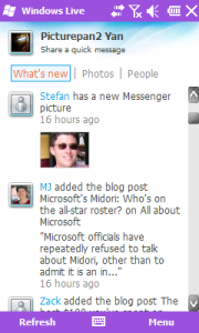 windows-live-for-mobile-whats-new