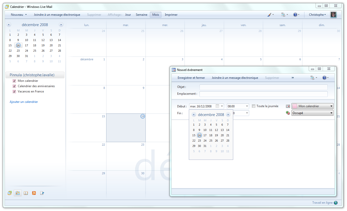 [RC = version finale] Windows Live Essentials RC Released Pinnula