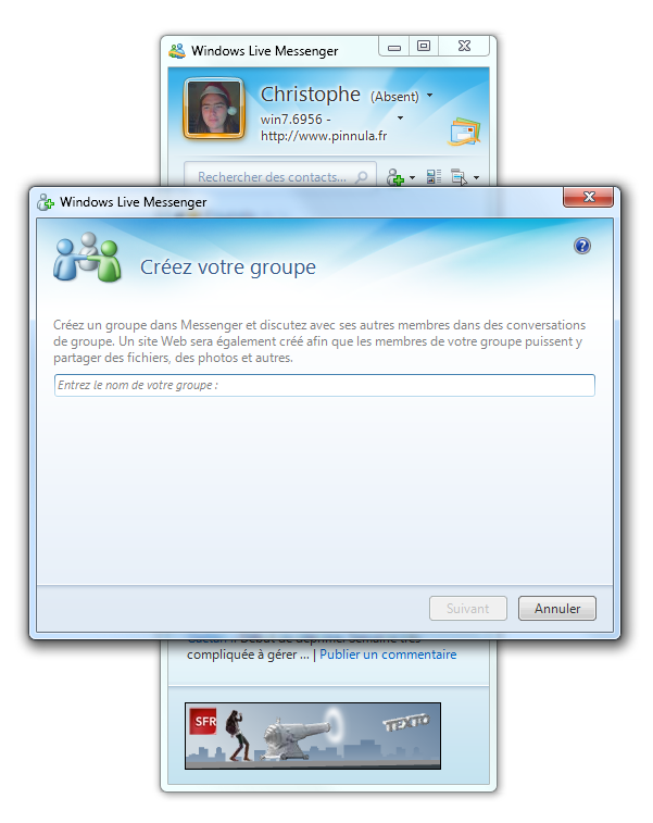 Windows live messenger porn