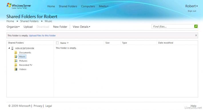 windows_home_server_vail_remote_folders-ctp4