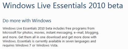 wlive-essentials-2010-beta-public-infos