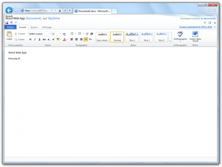 word-office-web-app